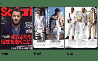 Safari Magazine – Issue 03 – 24th January 2015